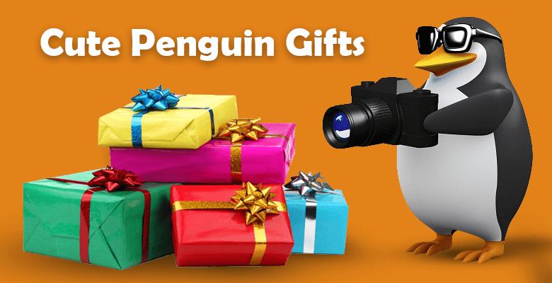 Cute Penguin Gifts Ideas