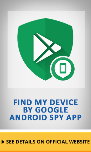 Find My Device by Google Android Spy app