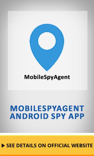 mobileSpyAgent android spy app
