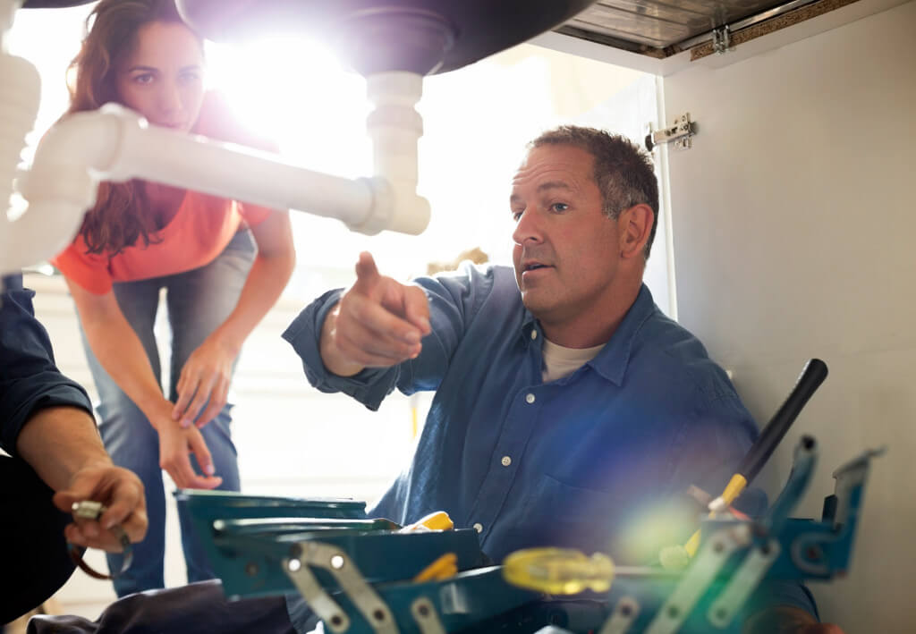 Benefits Of Hiring Professional Plumbers